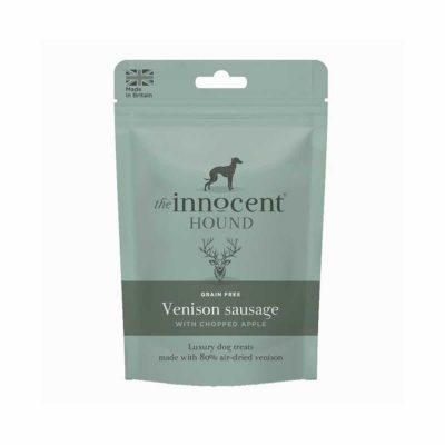 Innocent Hound Venison Sausage Treats