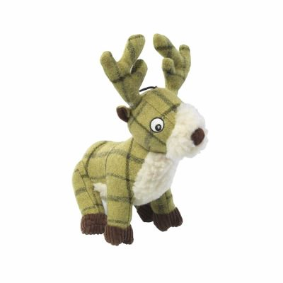 house-of-paws-tweed-plush-stag