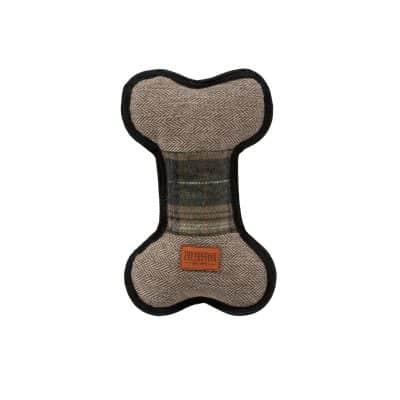 ancol-heritage-tweed-bone-toy