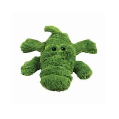 Kong Cozie Green Ali Alligator
