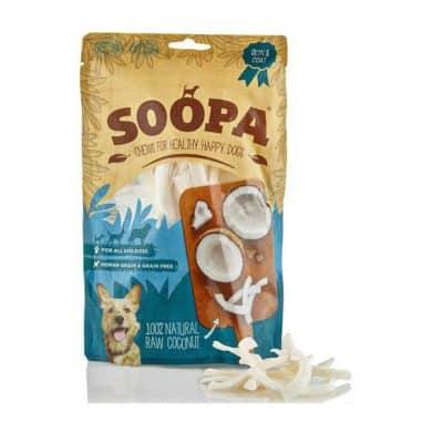 Soopa Coconut Dog Treats